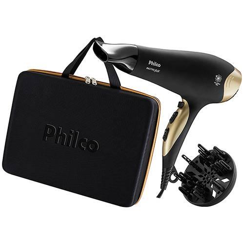 Secador de Cabelo Philco PH3700 Golden Star - 2000W
