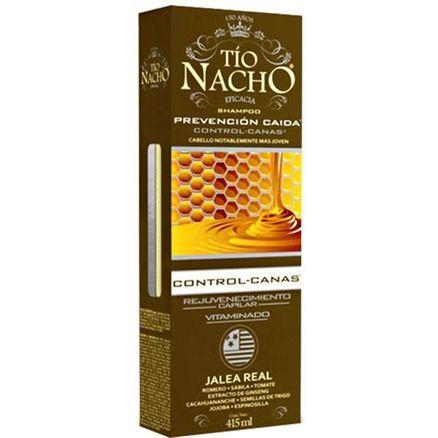 Shampoo Anti Queda Tio Nacho 415ml