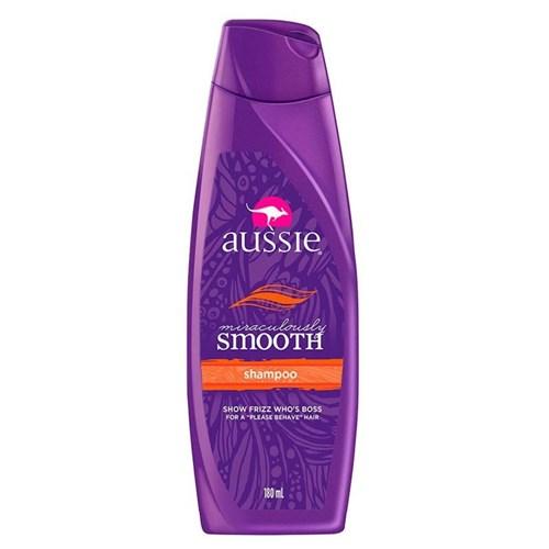 Shampoo Aussie Smooth Miraculously 180Ml