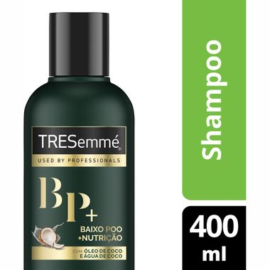 Shampoo Baixo Poo Tresemmé 400ml