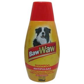 Shampoo Baw Waw Anti Pulgas
