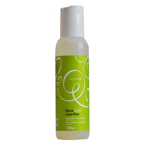 Shampoo Deva Curl Low-Poo Hidratante 120ml