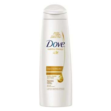 Óleo Nutrição Dove Shampoo 200ml