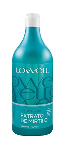 SHAMPOO EXTRATO DE MIRTILO 1000 ML, Lowell