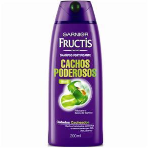 Shampoo Fructis Cachos Poderosos – 200ml