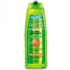 Shampoo Fructis Liso Absoluto 300Ml