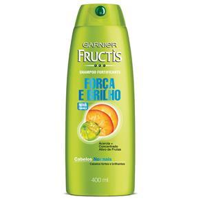 Shampoo Fructis Normais 400ml