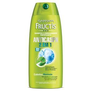 Shampoo Fuctis Anticaspa 2 em 1 200ml