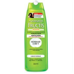 Shampoo Garnier Fructis Anticaspa 2X1 300Ml
