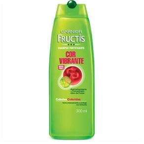 Shampoo Garnier Fructis Cor Vibrante 300Ml