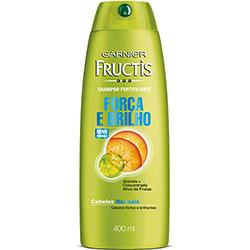 Shampoo Garnier Fructis Força e Brilho 400ml