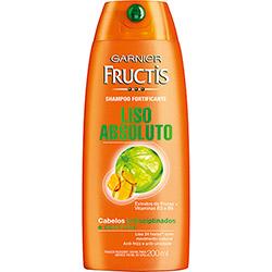 Shampoo Garnier Fructis Liso Absoluto 200ml