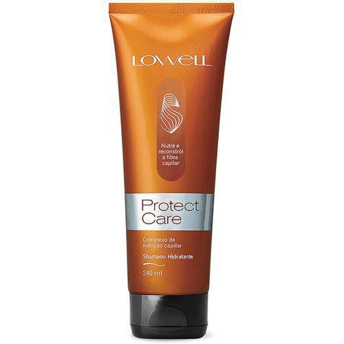 Shampoo Hidratante Lowell Protect Care 240ml