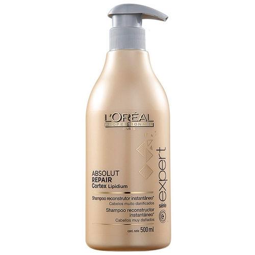 Shampoo Loreal Professionnel Absolut Repair Lipidium 500 Ml