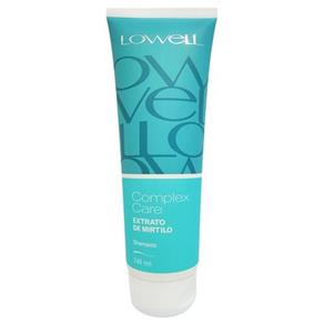 Shampoo Lowell Complex Care Extrato de Mirtilo 240ml