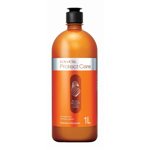 Shampoo Lowell Hidratante Protect Care 1000ml