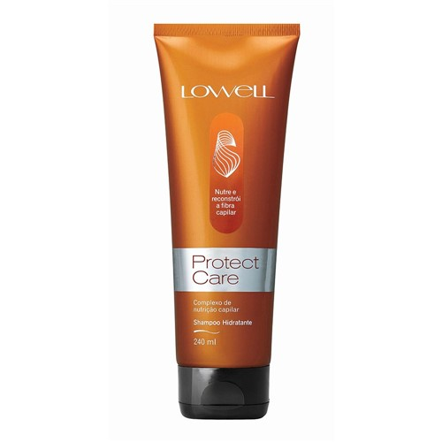 Shampoo Lowell Hidratante Protect Care 240ml
