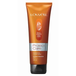 Shampoo Lowell Protect Care Hidratante 240ml