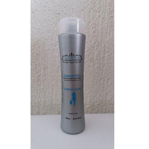 Shampoo Matizador Reconstrutor Vulcani 300 Ml