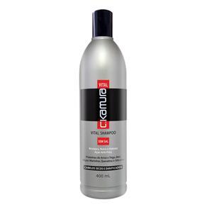 Shampoo para Cabelos Secos e Danificados Vital - 400 Ml