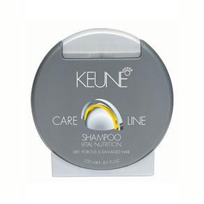 Shampoo para Cabelos Secos e Danificados Vital Nutrition