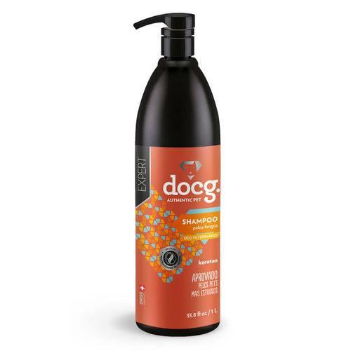 Shampoo Pelos Longos 1l