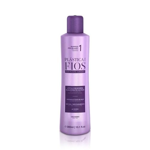 Shampoo Pós Selagem Cadiveu Plástica dos Fios 300ml