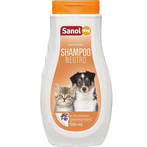 Shampoo Sanol Dog