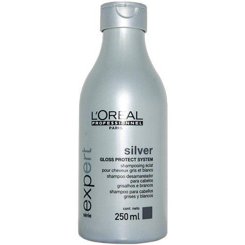 Shampoo Silver L´Oréal 250 Ml