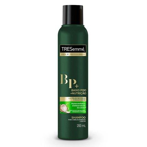 Shampoo Tresemmé Baixo Poo + Nutrição - 200Ml