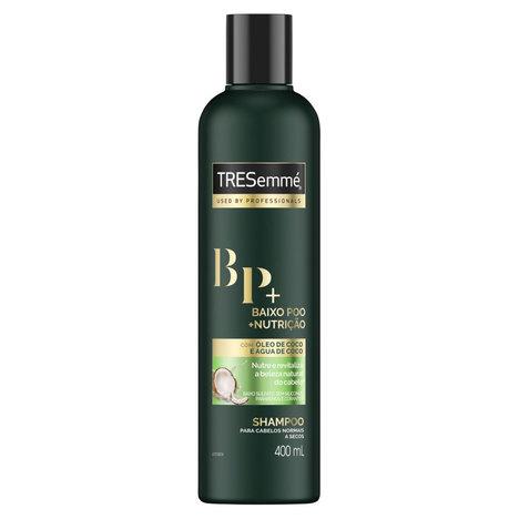 Shampoo Tresemmé Baixo Poo + Nutrição 400Ml