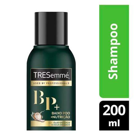 Shampoo TRESemmé BaixoPoo + Nutrição 200ml