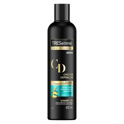 Shampoo TRESemmé Cachos Perfeitos 400 Ml