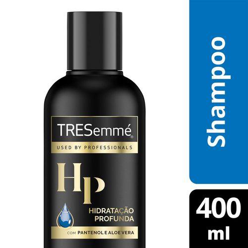 Shampoo TRESemmé Hidratação Profunda 400 Ml