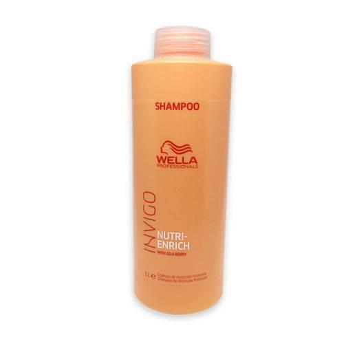 Shampoo Wella Enrich 1 Litro