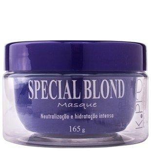 Special Blond Masque K.Pro Máscara de Tratamento 165g