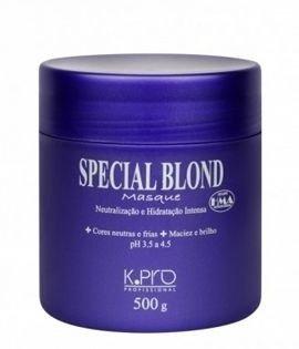 Special Blond Masque K.Pro Máscara de Tratamento 500g