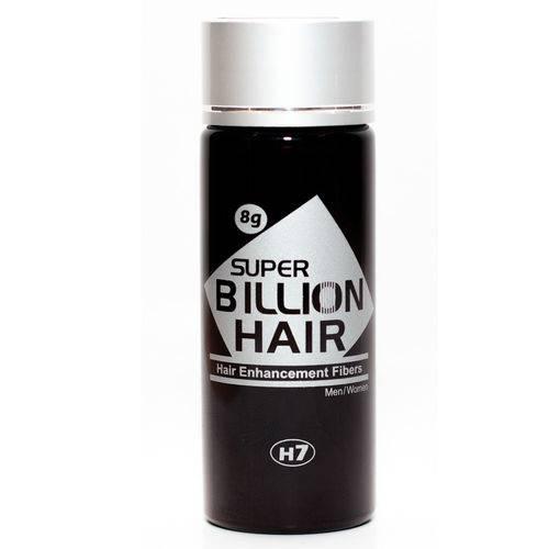 Super Billion Hair - Disfarce para a Calvície 8g