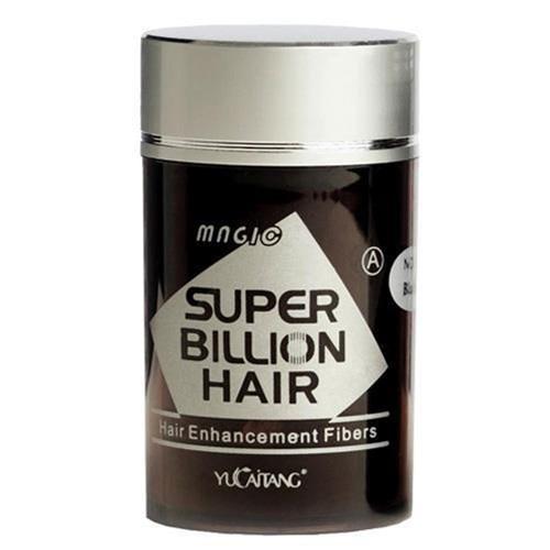Super Billion Hair Fibra 25g Billion Hair - Disfarce Para Calvície Loiro