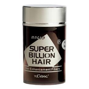 Super Billion Hair Fibra 25g Calvice Preto