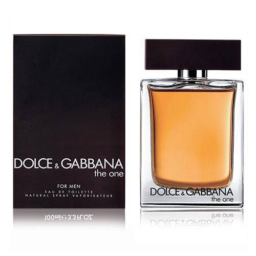The One Man Eau de Toilette Masculino 100ml -Dolce Gabbana