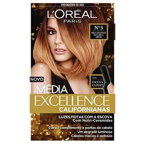 Tintura Imédia L`Oréal Californianas Nº3