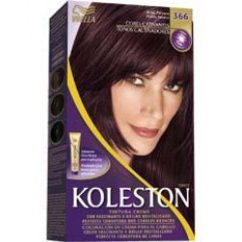 Tintura Koleston Creme 366 Acaju Púrpura