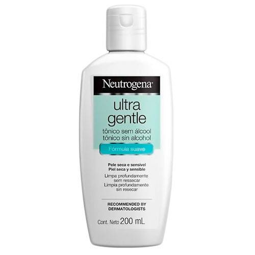 Tônico Facial Neutrogena Ultra Gentle