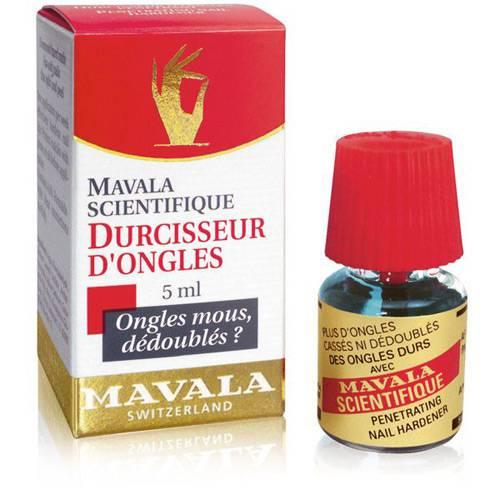 Tratamento Endurecedor Mavala Scientifique 5ml - Mavala