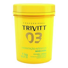 Trivitt 03 - Máscara de Hidratação Intensiva - 1 Kg