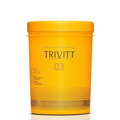 Trivitt Hidratação Intensiva Máscara Nº3 - 1kg