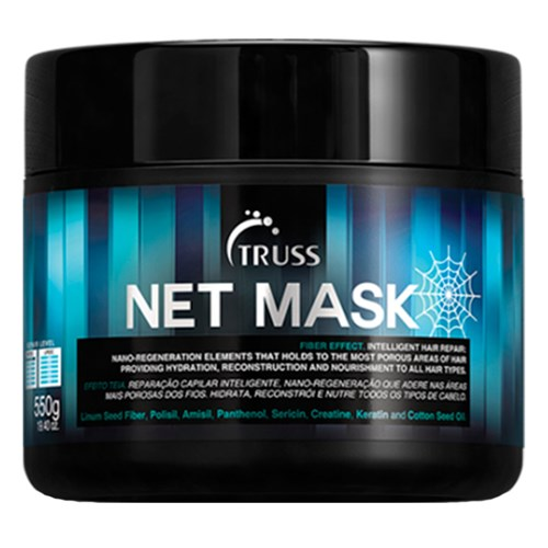 Truss Net Mask - Máscara de Reparação 550G