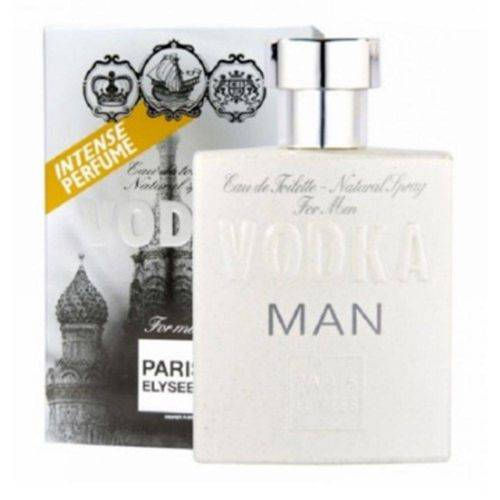 Vodka Man - Paris Elysses - 100 Ml