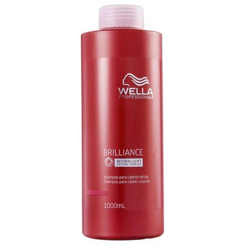 Wella Brilliance Shampoo 1.000ml